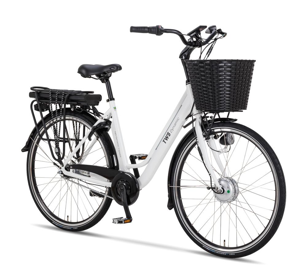 Elcykel TWS Dynamic 7-Speed Vit